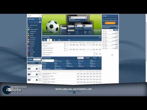 ISolutions - ISBets Sportsbook software