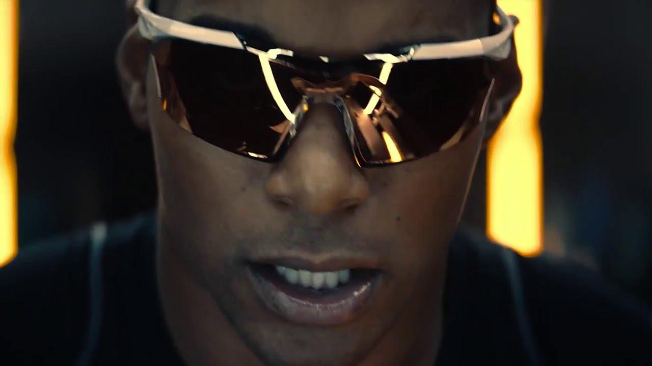 hipótesis perjudicar Residente  VaporWing Running Sunglasses by Nike Vision - YouTube