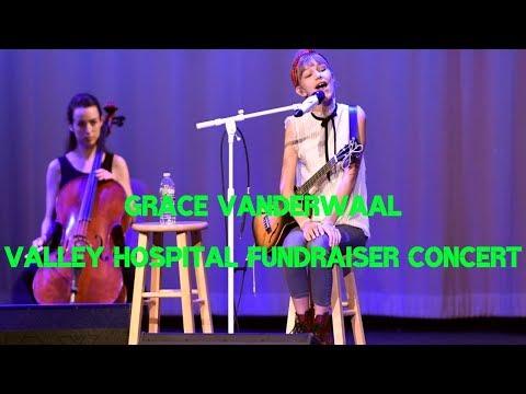 Grace VanderWaal-Valley Hospital Fundraiser Concert-SHOW#19