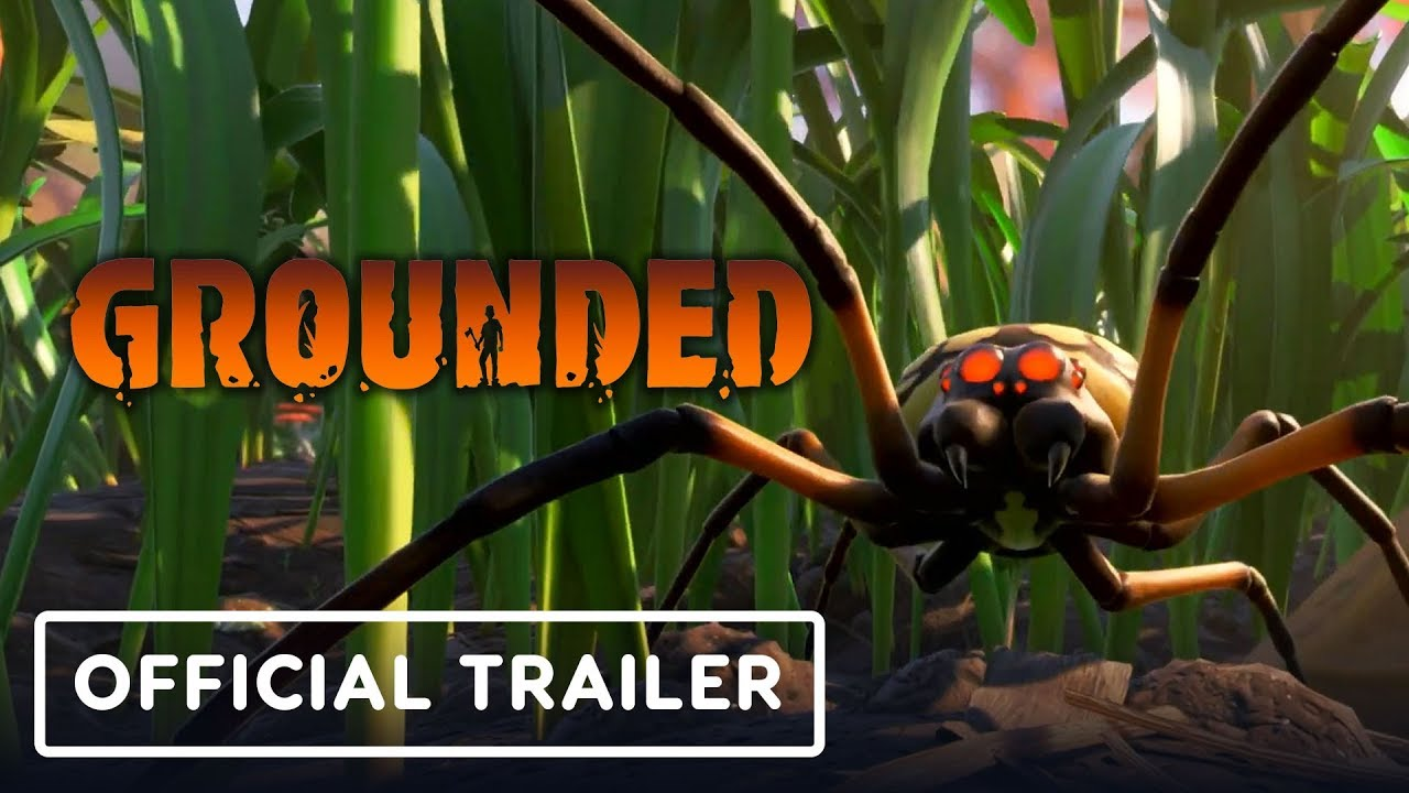 Grounded - Official Story Trailer