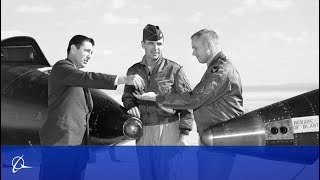 First Man Neil Armstrong Piloted the X-15 made by Boeing Heritage Company, North American Aviation