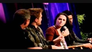 Rob Pattinson, Kristen Stewart, Taylor Lautner, Bill Condon - LA TwiCon 2011 full Q&A panel