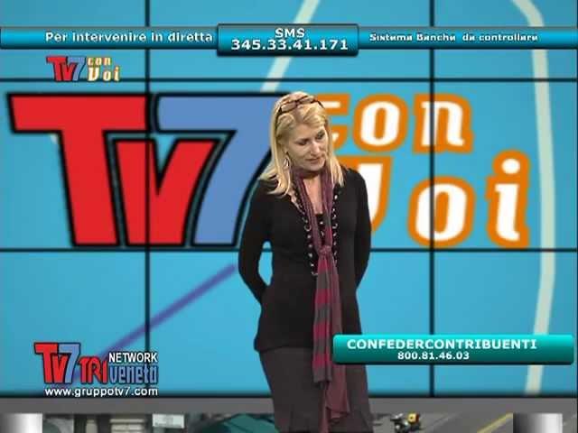 TV7 CON VOI - Sistema Banche da controllare