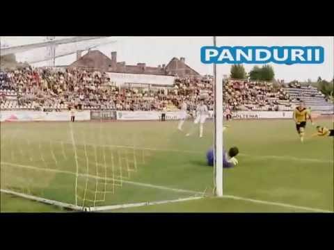 Gol Paul Anton - Pandurii Târgu Jiu 1–0 FC Braşov, min. 29