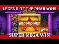 50€ BIG BET - LEGEND OF THE PHARAOHS - SUPER MEGA WIN !!!!!