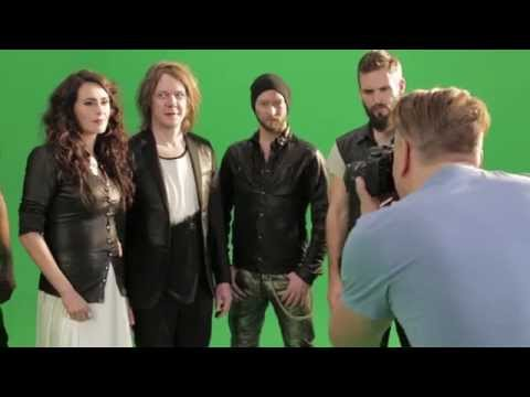 """Within Temptation ft. Dave Pirner - Making of """"Whole World is Watching"""""""