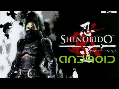 Shinobido Way Of The Ninja Gameplay Android Damon Ps2 Emulator Android Youtube