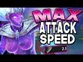 Smite: Max Attack Speed Sol Build - I DID THAT MUCH DAMAGE?