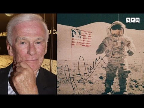 """Eugene Cernan and the Apollo 17 mission - """"I remember everything, I'd never forget a thing"""""""