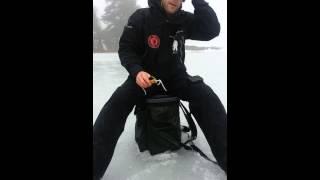 Tafsfiske / Ice Fishing - Telemark, Norway