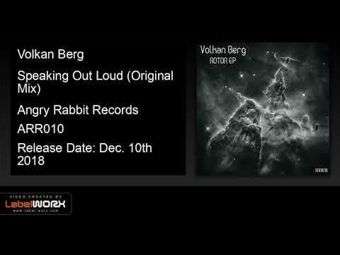 Volkan Berg - Speaking Out Loud (Original Mix)