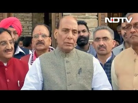 """Ayodhya Judgement A Landmark One,"" Says Defence Minister Rajnath Singh"