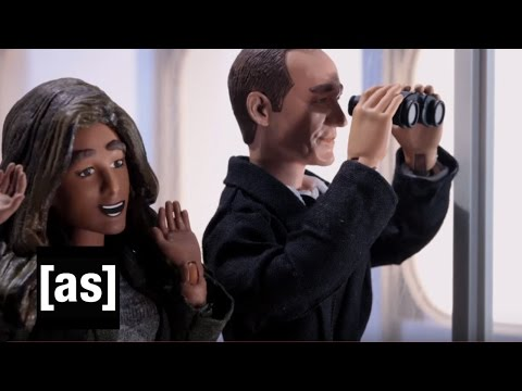 Marvel: Agents of S.H.I.E.L.D. (Pretty Much Every Episode) | Robot Chicken | Adult Swim