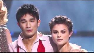 SYTYCD 8: Melanie & Marko - I Got You (w/ Judges' Comments)