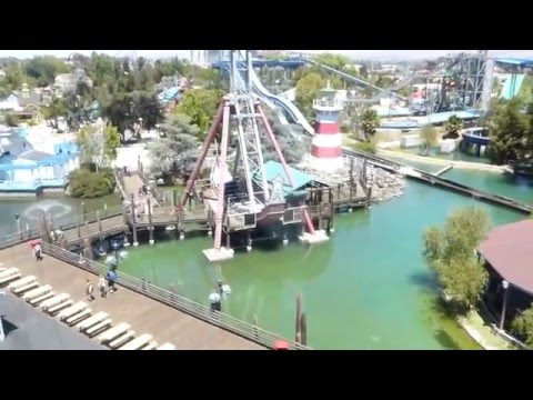 California Great America Theme Park