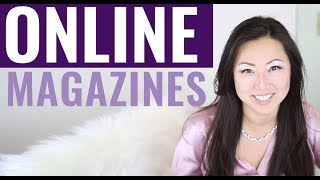 Online Magazine Publishing for Beginners // How to Publish a Magazine // Start Your Own Magazine