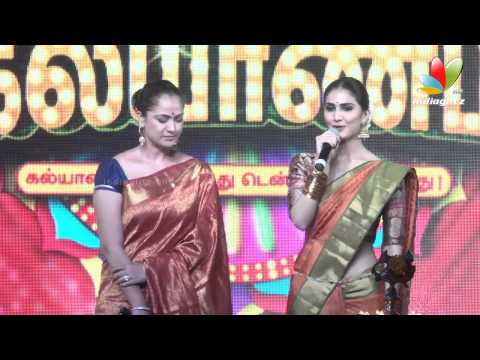 Simran and Vaani kapoor Speech at Aaha Kalyanam Audio Launch | Nani, Vijay Sethupathi