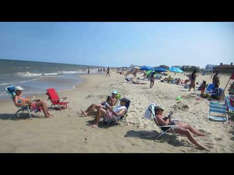 Dewey Beach Delaware Atlantic Ocean USA