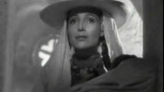 Dolores del Río & Pedro Armendáriz - The Fugitive (1947)