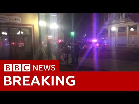 Dayton shooting: Nine confirmed killed, shooter also dead - BBC News