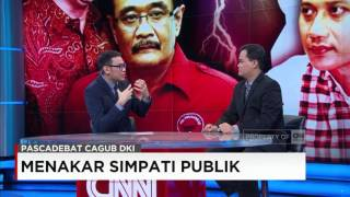 Video Menakar Simpati Publik Pasca Debat Cagub DKI download MP3, 3GP, MP4, WEBM, AVI, FLV November 2017