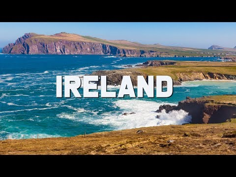 Ireland Road Trip   Wild Atlantic Way   The Planet D   Vlog