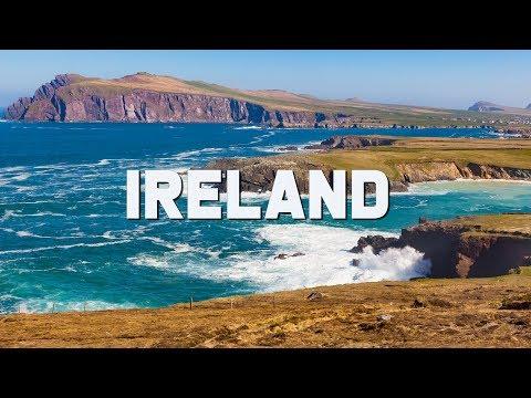Ireland Road Trip | Wild Atlantic Way | The Planet D | Vlog