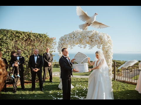 4K Gorgeous Persian Wedding Video at Trump National Golf Club, Los Angeles