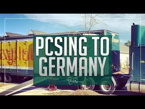 PCSing To Germany 2018