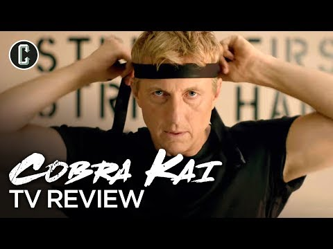 Cobra Kai TV Series Review
