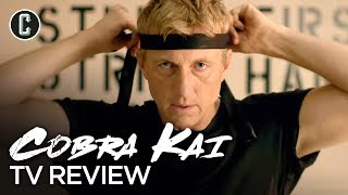 Cobra Kai Season 1 Review