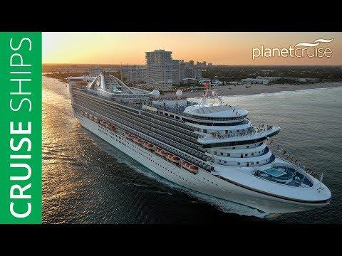 Explore PRINCESS CRUISES: CARIBBEAN PRINCESS with Planet Cruise | Planet Cruise