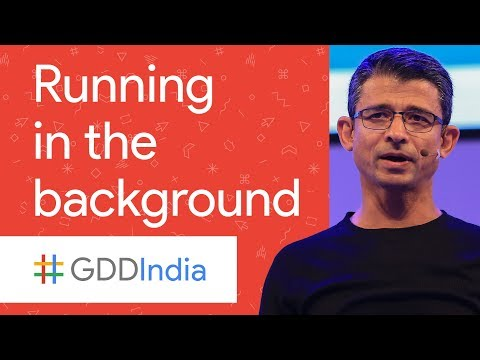 Running in the Background (GDD India '17)