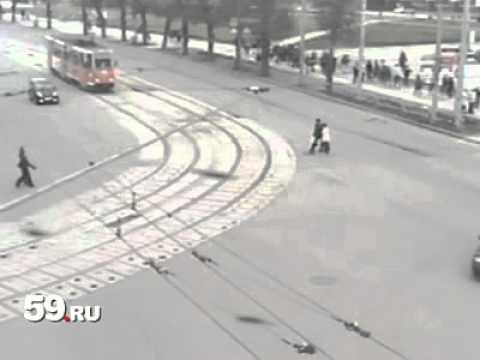 Нападение на улице Ленина в Перми
