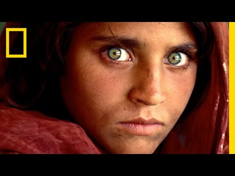 Afghan Girl | National Geographic Photographers: The Best Job in the World
