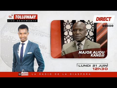 Radiation du Capitaine Touré, supposé malaise dans la gendarmerie...: Major Kandji se prononce