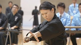居合道②(Iaido - The Martial Art of Drawing the Sword)
