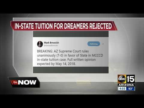Supreme Court rules against in-state tuition for DACA recipients