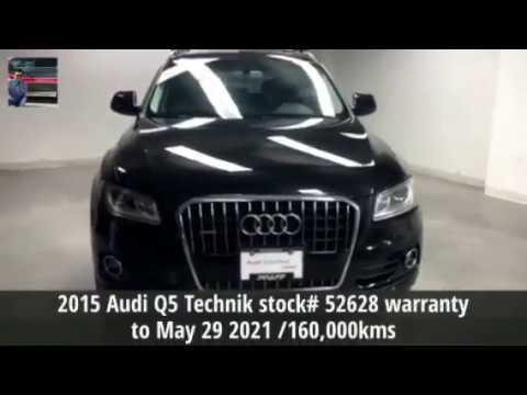 Audi Q Technik CPO YouTube - Audi q5 cpo