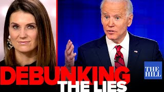 Krystal Ball debunks Biden's parade of lies Krystal Ball speaks to Biden's questionable relationship with the truth. About Rising: Rising is a weekday morning show with bipartisan hosts that breaks the ..., From YouTubeVideos