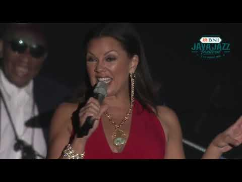 Vanessa Williams - Live Concert Java Jazz Festival 2018