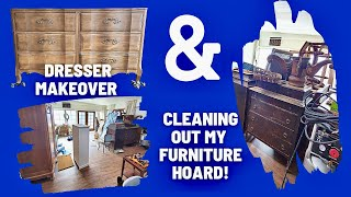 Gypsy Cowgirl Dresser Makeover Plus Check Out My Huge Furniture and Decor Haul