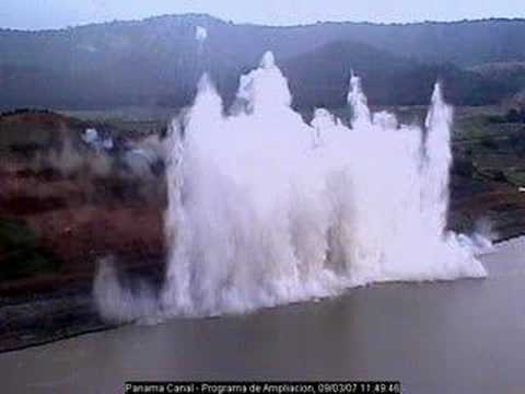 Panama Canal Expansion GroundBreaking - Webcam