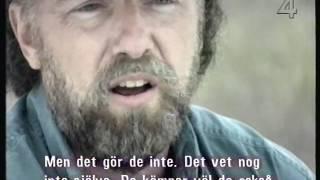 Ufo - okända vittnesmål TV4 Dokumentär om ufo, Roswell 1994-11-24.