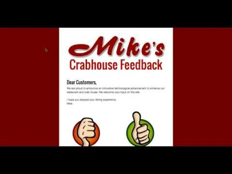 Restaurant Reputations Customer Service Software. Get better ratings and reviews.