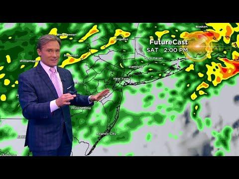 10/26 CBS2 PM Weather Headlines
