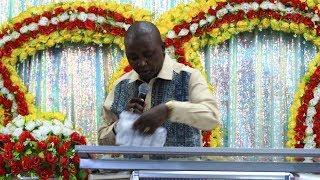 Mch  Paul Kuria avunja mbavu za watu kwa somo la Taji la Mwanamke kipindi cha Shilo