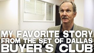A Geat Story From The Set Of DALLAS BUYER'S CLUB by Michael O'Neill