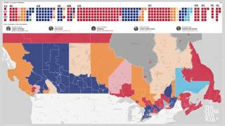 Canada Election 2015: How Canadians Voted Across The Country