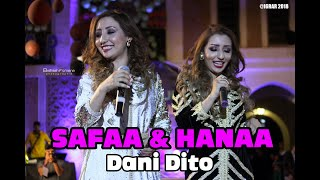 Safaa Hanae Dani Dito IGRAR 2018 صفـــاء وهنـــــاء دانـــي ديتــــو